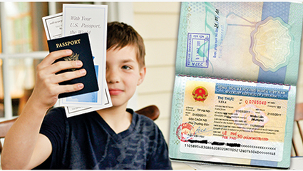 Tìm hiểu kỹ quy định của các hãng hàng không, đặc biệt là quy định về giấy tờ nhé