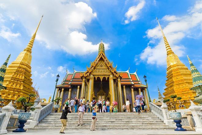 Khí hậu Thái Lan khá nóng và ẩm