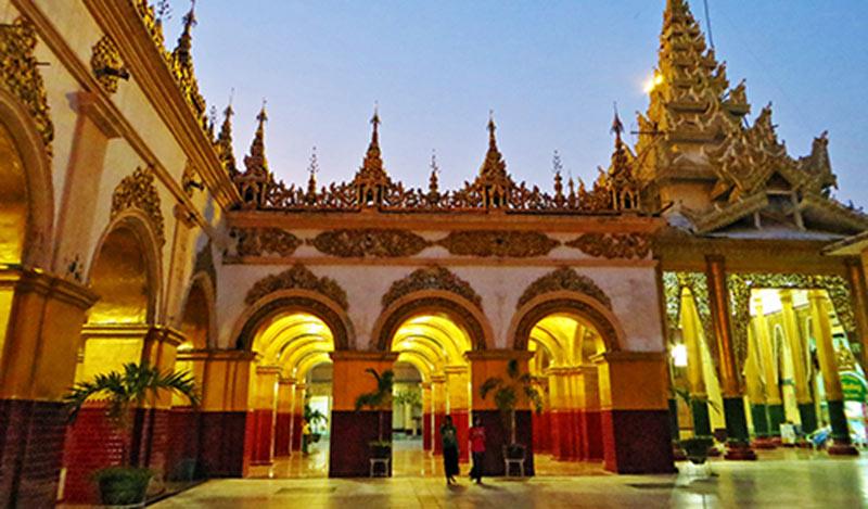 Là địa điểm hành hương của nhiều Phật tử thập phương và vô cùng linh thiêng.
