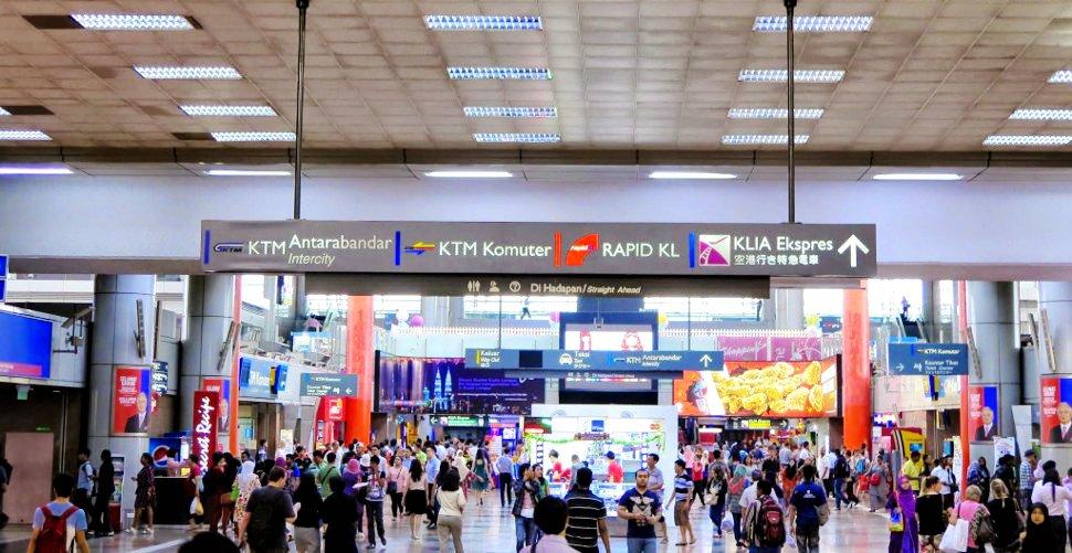 KL Sentral - Trung tâm giao thông lớn nhất Malaysia