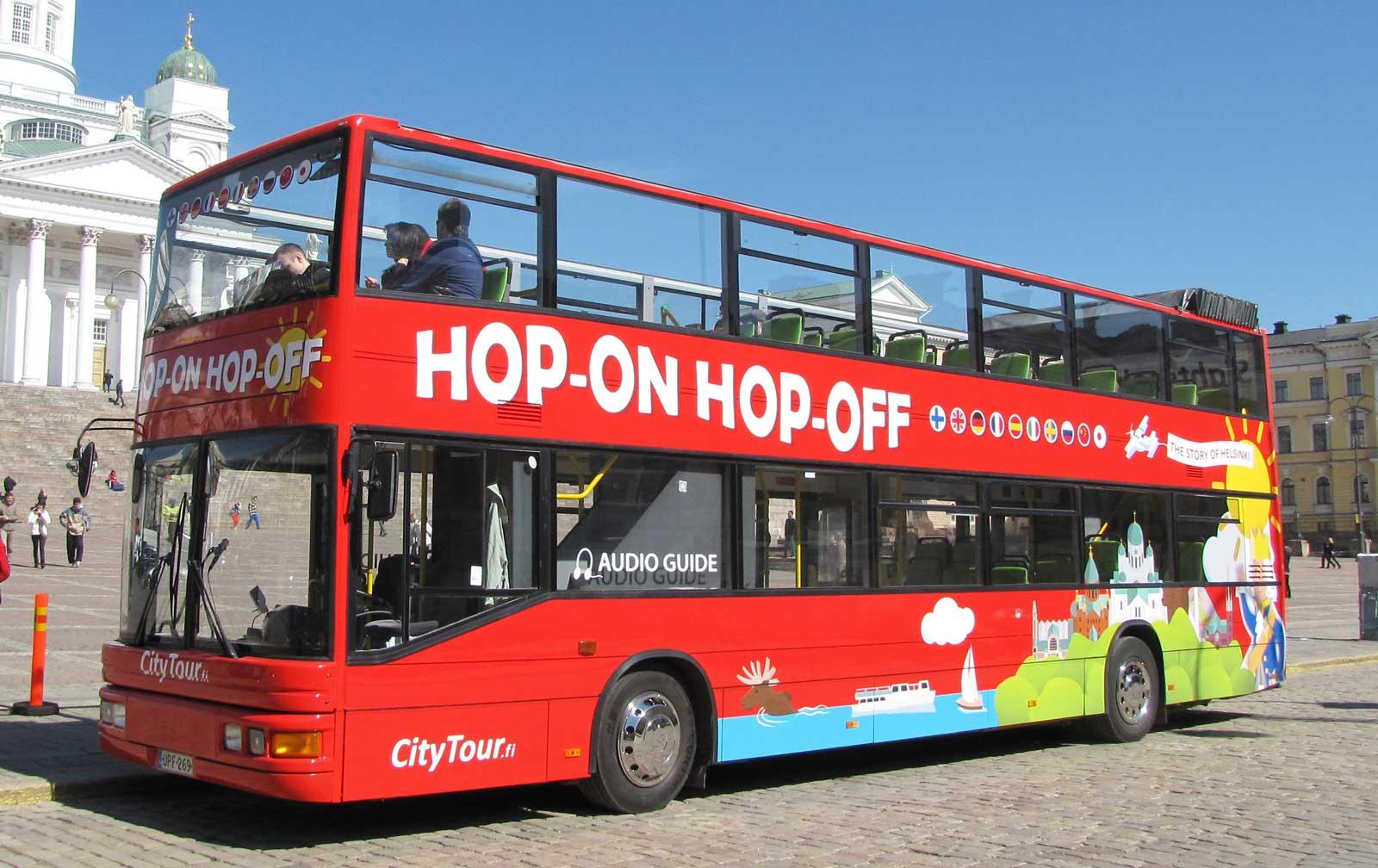 Xe bus (Hop On Hop Off)