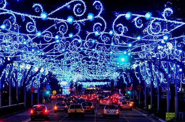 Mùa Noel tại Singapore