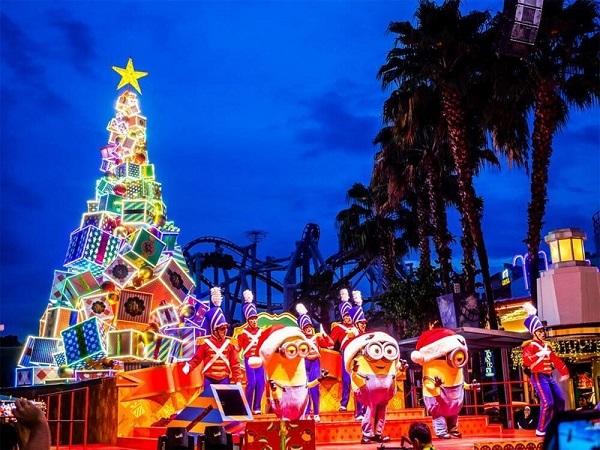 Tưng bừng lễ hội Christmas on A Great Street