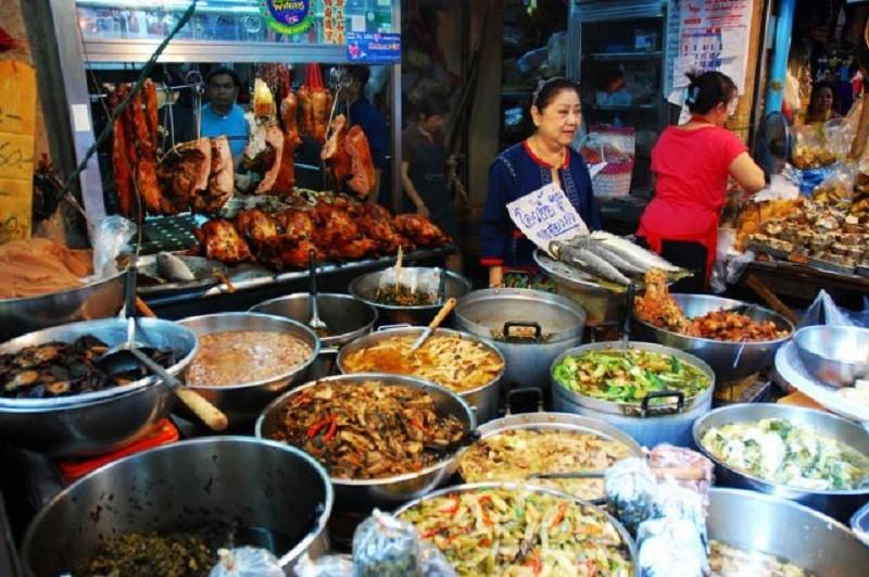Phố người Hoa China Town – Thiên đường ẩm thực