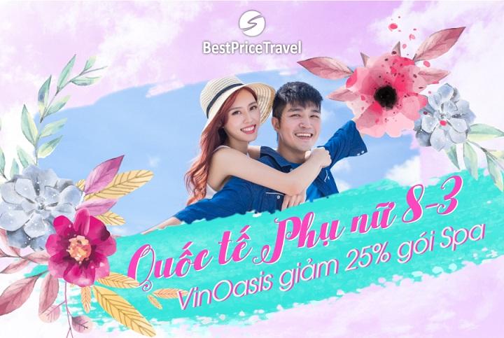 VinOasis Phú Quốc - Bí mật nụ cười phái đẹp