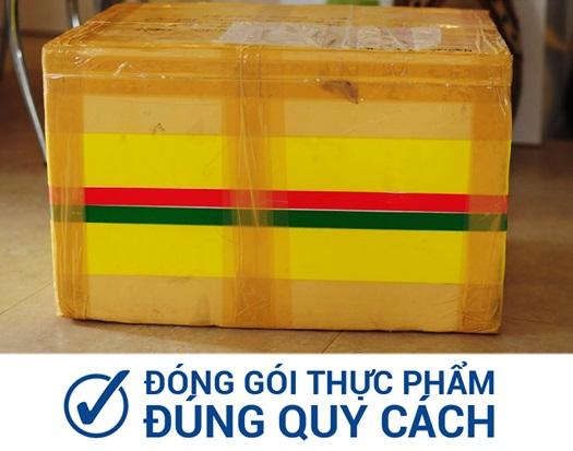 Tiêu chuẩn đóng thùng, hàng hóa ký gửi khi đi máy bay