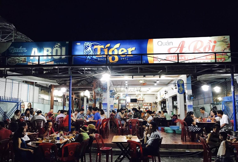 A Rồi là một quán hải sản ngon Hội An được nhiều du khách biết đến