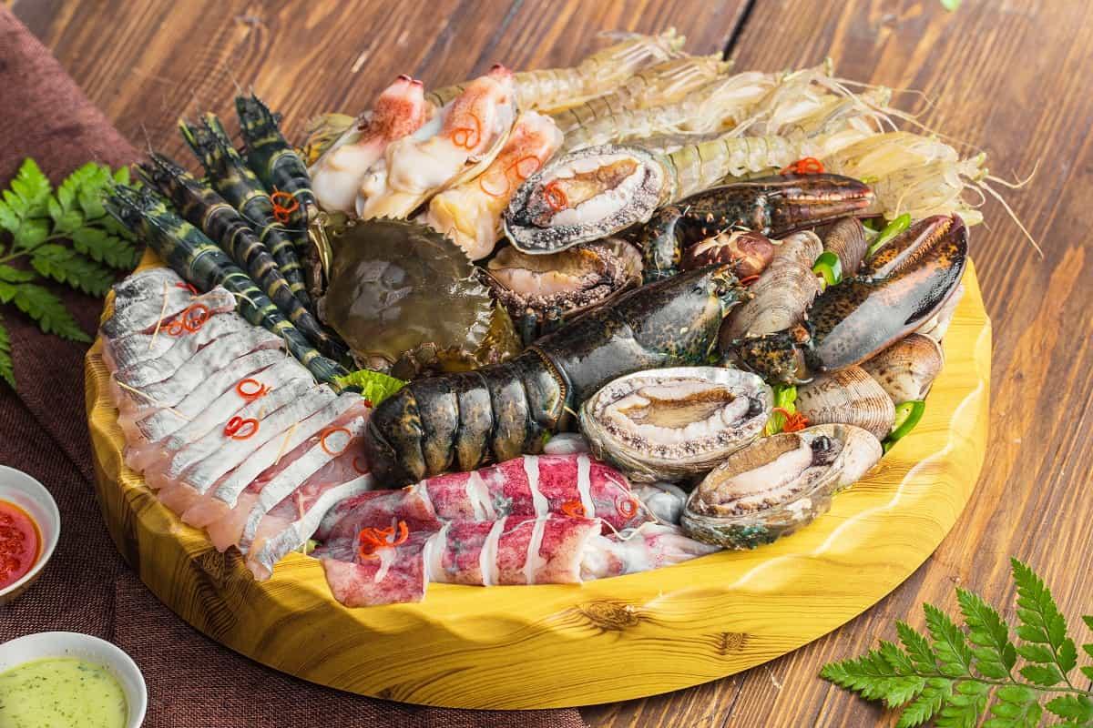 Quán hải sản Bé Nhi tại Hội An