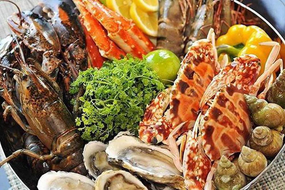 Năm Giã là một quán hải sản ngon Hội An được du khách yêu thích