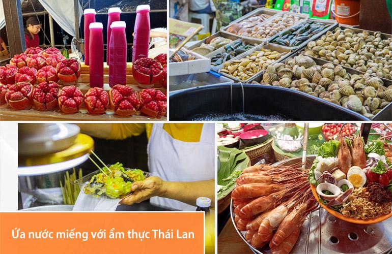 Ẩm thực Thái Lan độc đáo
