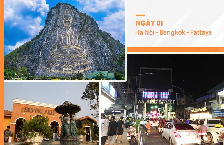 Đi Thái Lan và khám phá thành phố biển Pattaya