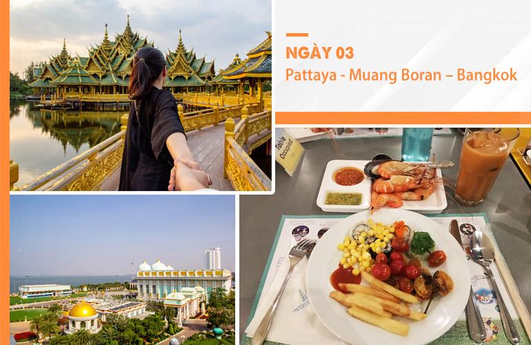 Các điểm đến thú vị ở Pattaya