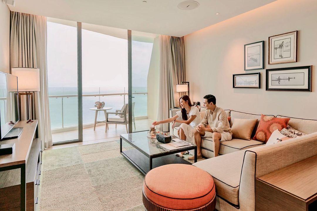 Phòng khách sạn rộng rãi, tiện nghi cao cấp (@jayq139)