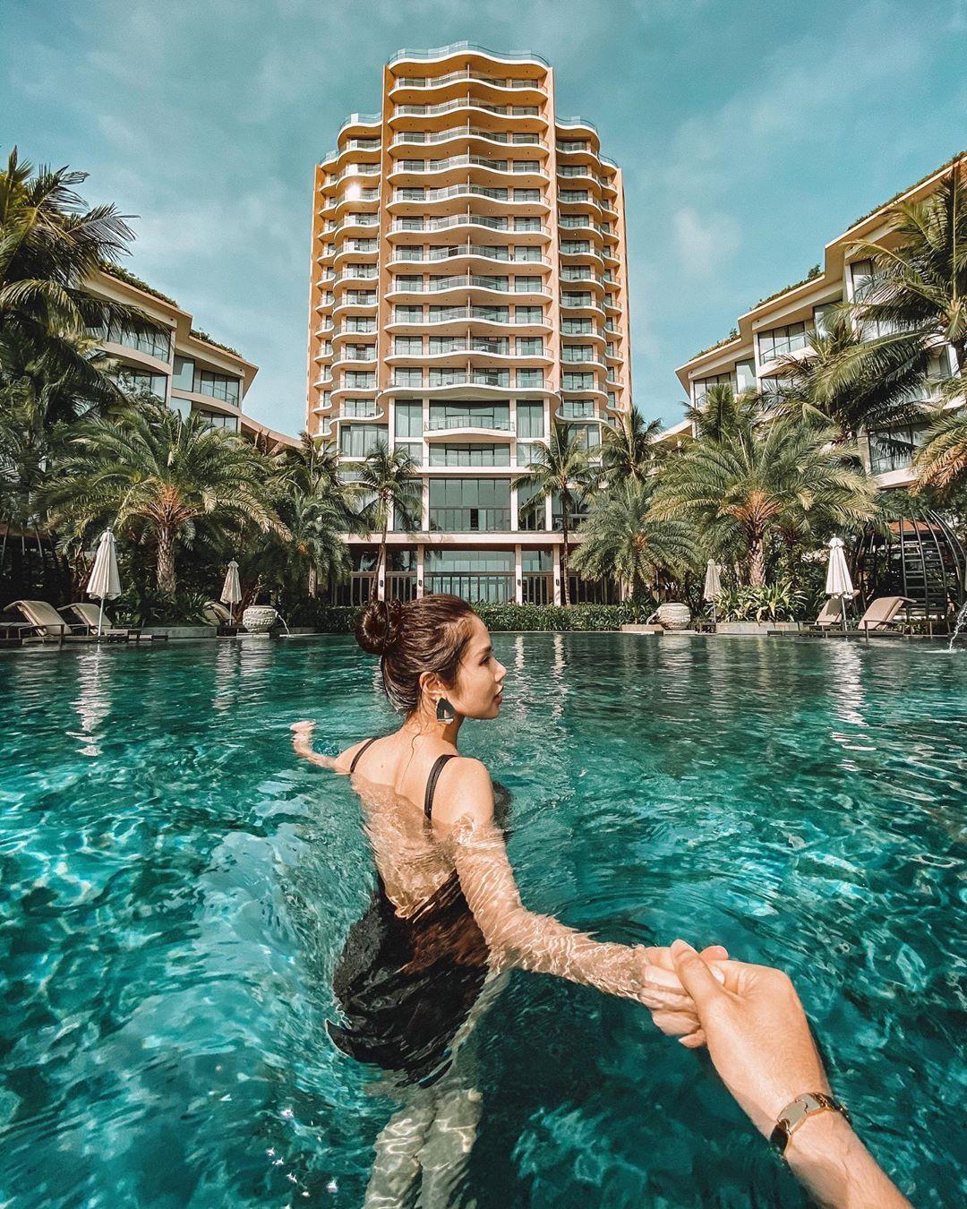 Thư giãn tuyệt đối khi nghỉ dưỡng tại InterContinental Phú Quốc Long Beach (@_truongcamtu_)