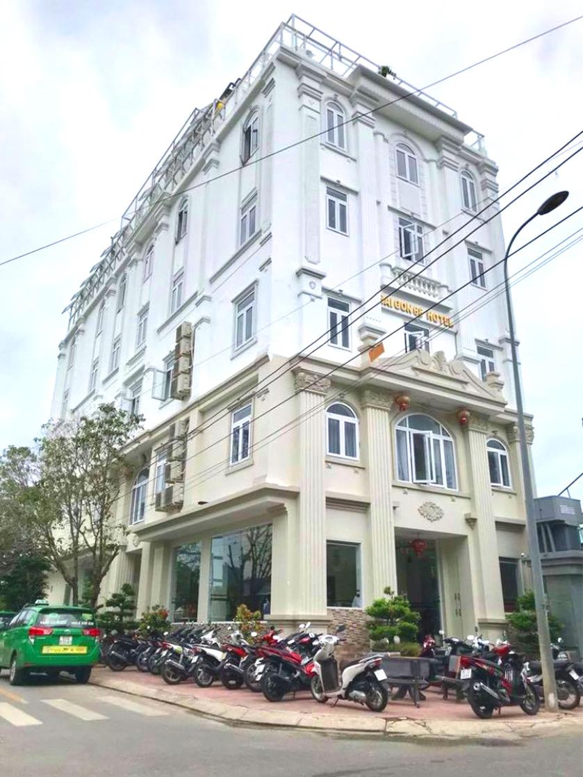 khách sạn Sài Gòn 68 Côn Đảo