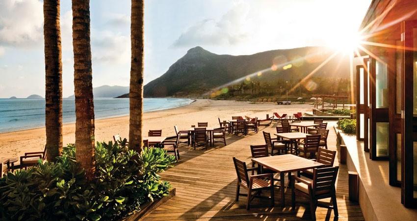 Khách sạn Six Senses Côn Đảo tọa lạc vị trí gần biển