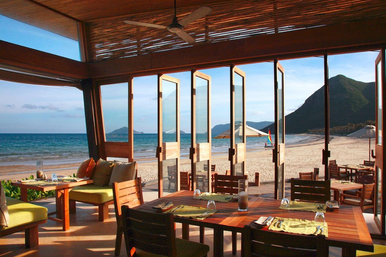 View của khách sạn Six Senses Côn Đảo