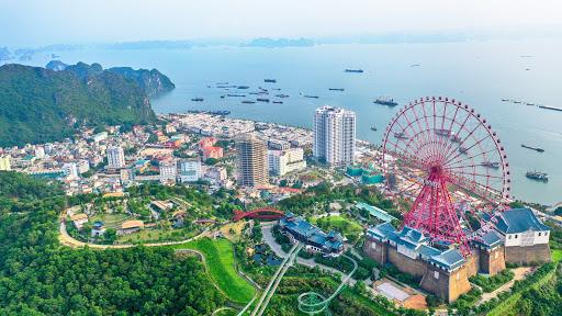 Công viên giải trí Sun World Hạ Long Park siêu to khổng lồ