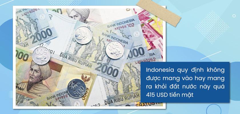 Lưu ý về tiền tệ khi đi du lịch Bali
