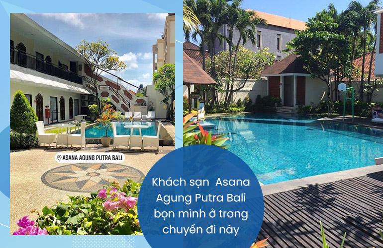 Khách sạn Asana Agung Putra