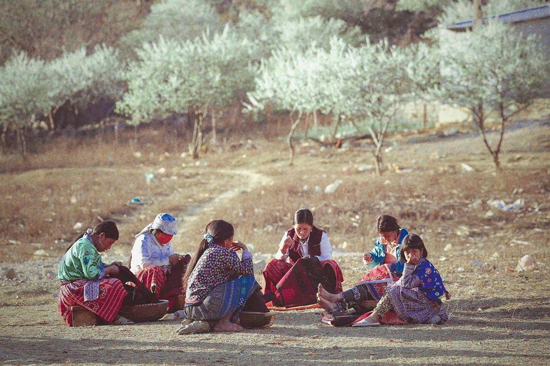 Cuộc sống bình dị ở Mộc Châu