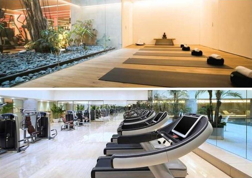 Phòng Gym & Yoga