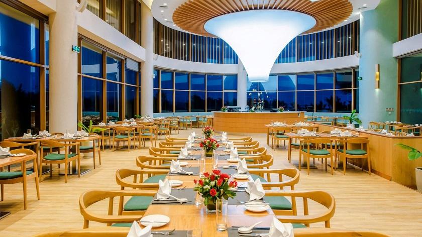 Nhà hàng Terrace Bay