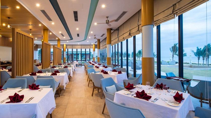Nhà hàng Mistral Top View