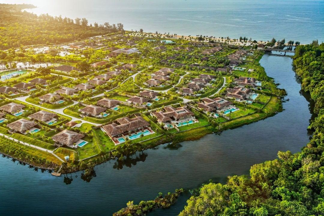 Toàn cảnh Fusion Resort Phú Quốc rộng tới 20ha (@fusionresortphuquoc)
