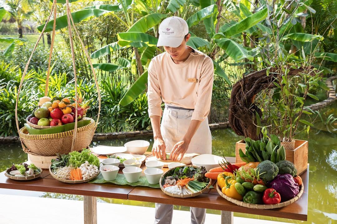 Tham gia chợ phiên ẩm thực Việt tại Fusion Resort Phú Quốc (@fusionresortphuquoc)