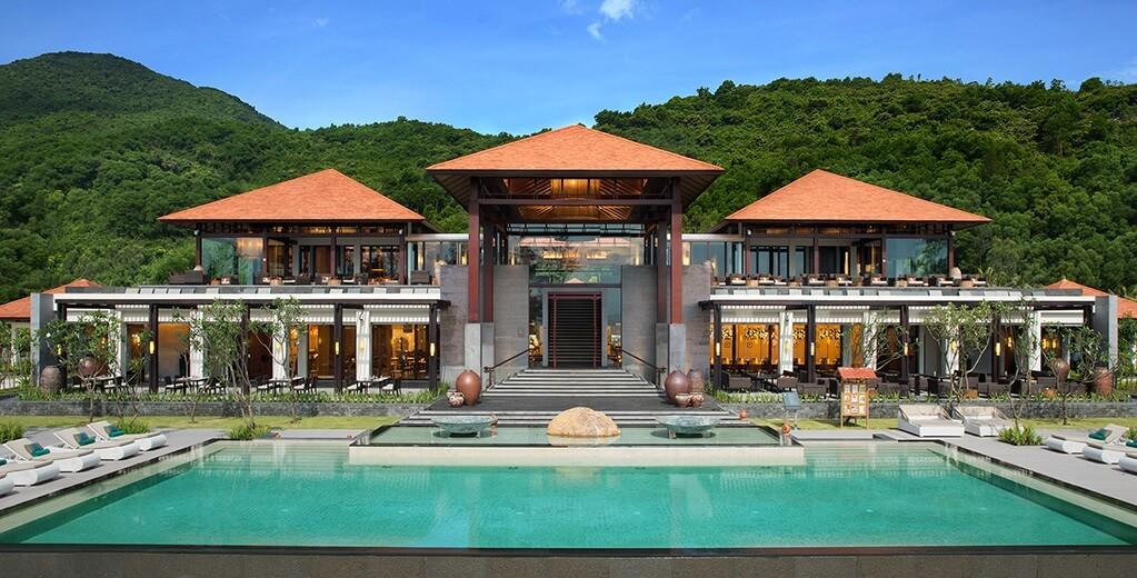 Kiến trúc khách sạn Banyan Tree