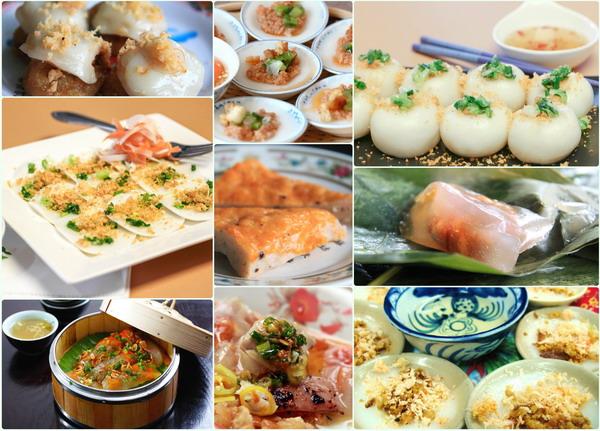 Các món ăn nổi tiếng ở Huế
