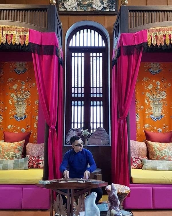 Hòa tấu đàn tranh tại Thiền Quán - Legacy Yên Tử