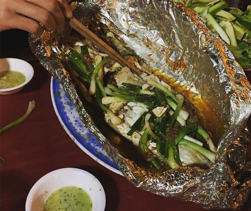 Quán cá nướng cô Thảo - Quán cá nướng ngon ở Nha Trang được nhiều du khách yêu thích