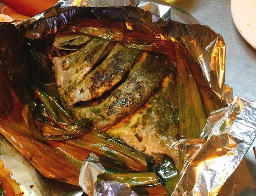 Quán Đen cá nướng - Quán cá nướng ngon ở Nha Trang nổi tiếng nhất