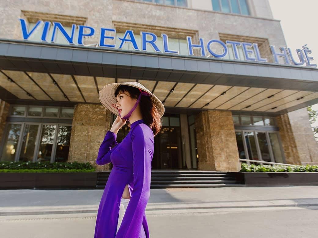 Khách sạn Vinpearl Hotel Huế - Nét vẽ sang trọng và bình yên