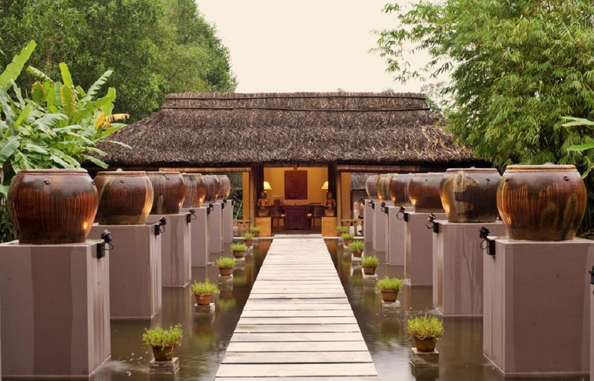 Pilgrimage Village Boutique Resort & Spa giúp bạn gột rửa ưu phiền