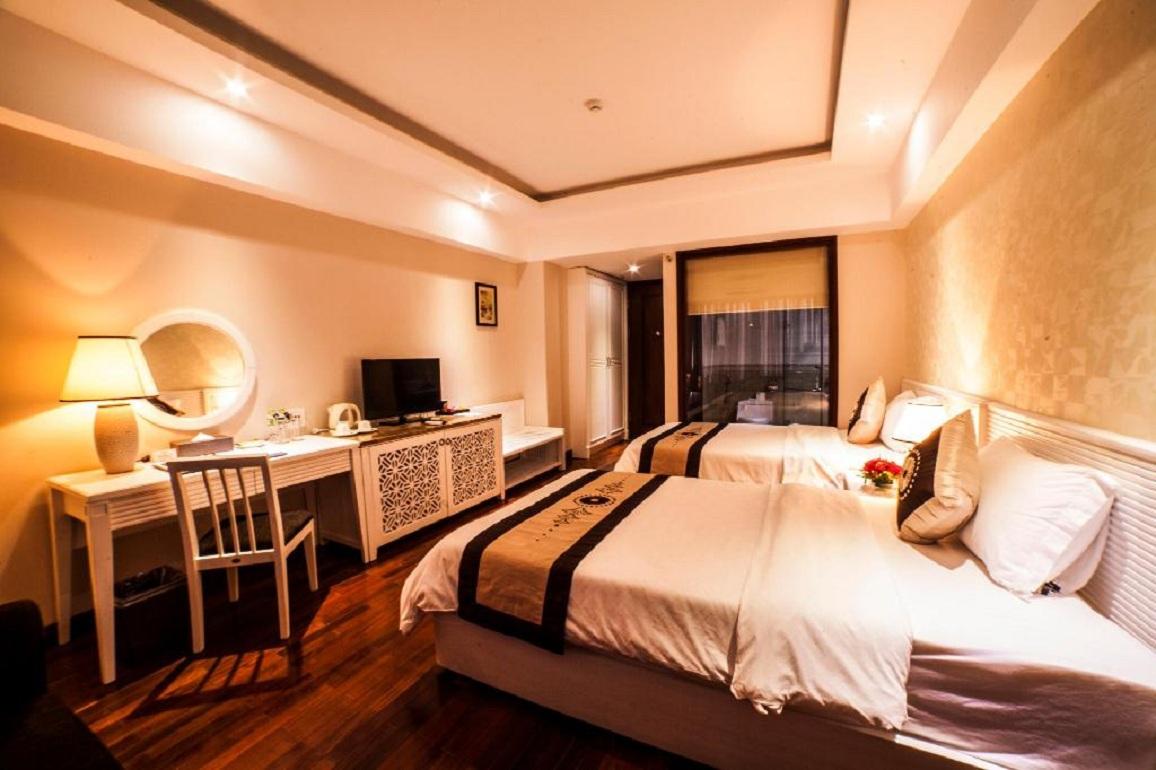 Khách sạn Moonlight Huế - Vẻ đẹp không thể chối từ
