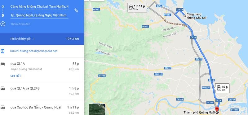 sân bay chu lai (quảng nam) cách trung tâm bao xa? cách di chuyển từ sân bay đến trung tâm - bestprice