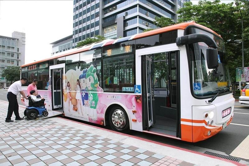 Xe bus từ sân bay Đào Viên về trung tâm