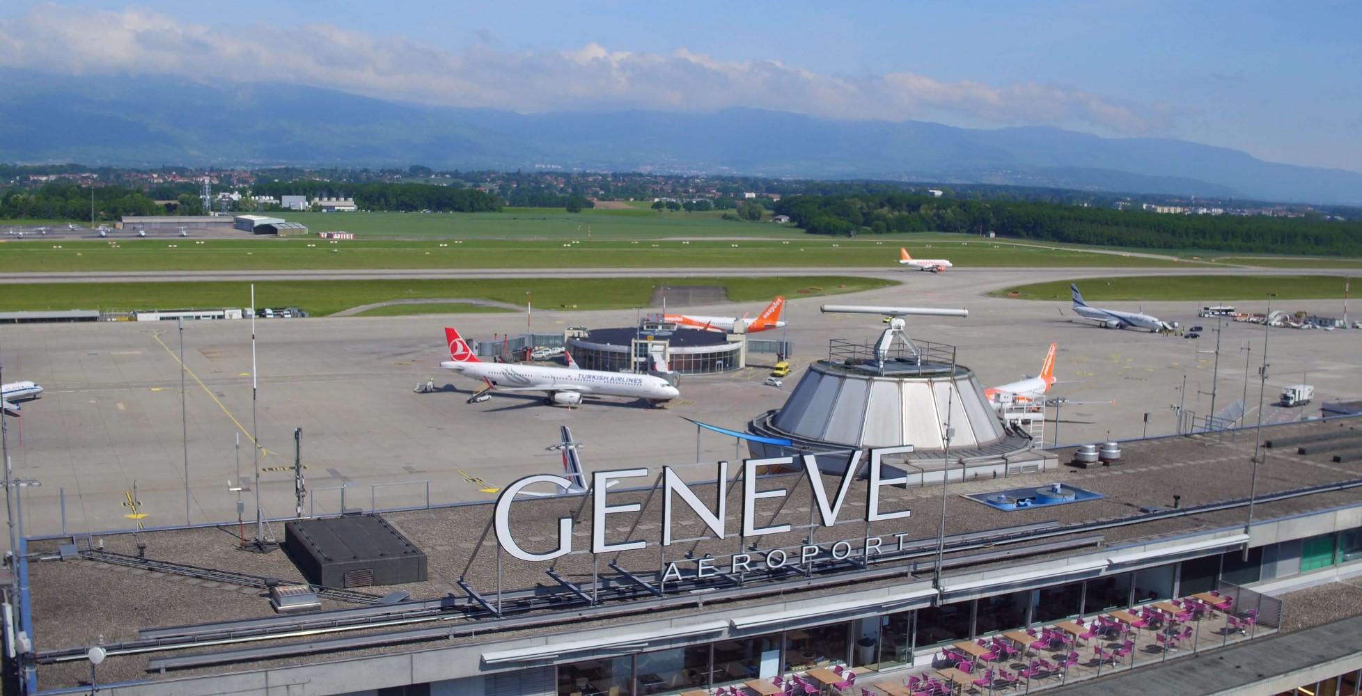 Sân bay Geneva (Geneva, Thụy Sĩ)