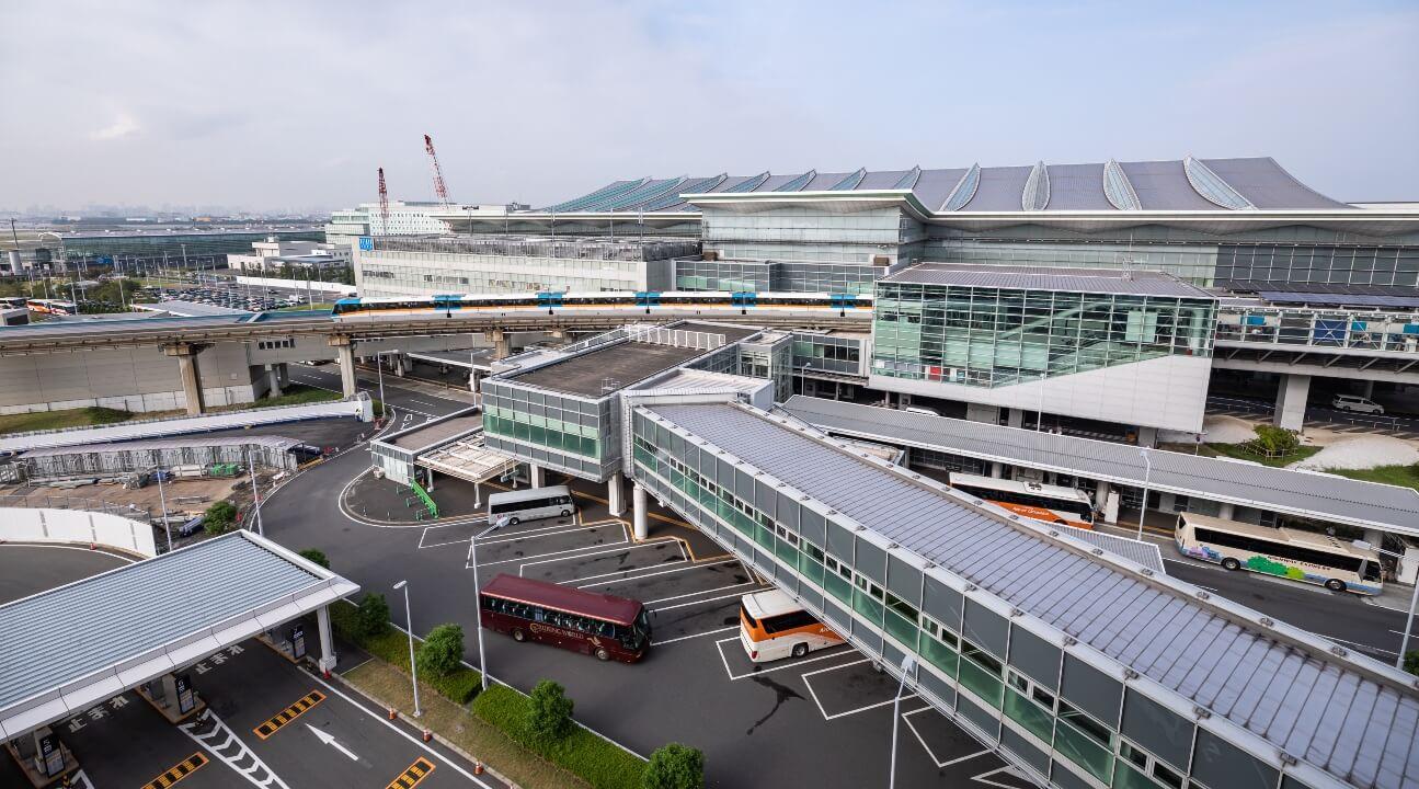 Sân bay Haneda - Tokyo