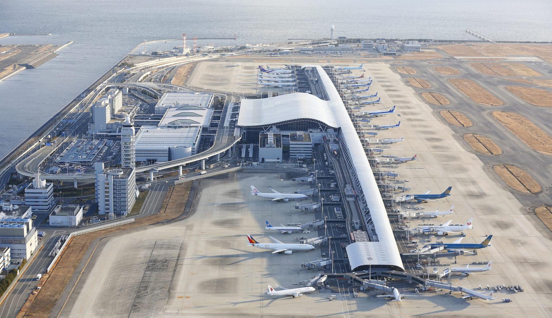 Sân bay Kansai - Osaka