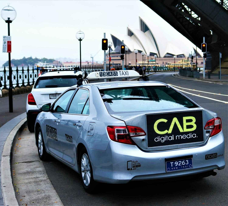 Taxi của thành phố Sydney