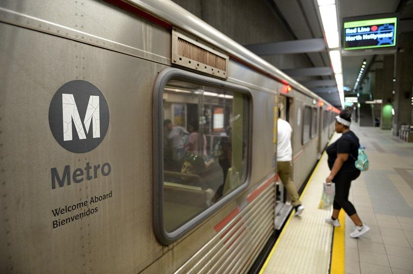 Đường sắt Metro Rail
