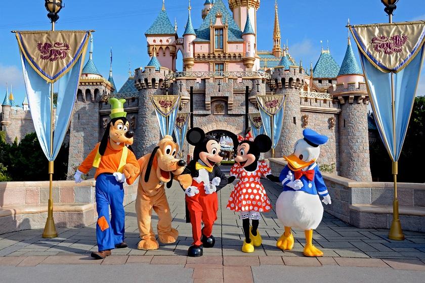 Phim trường Disneyland