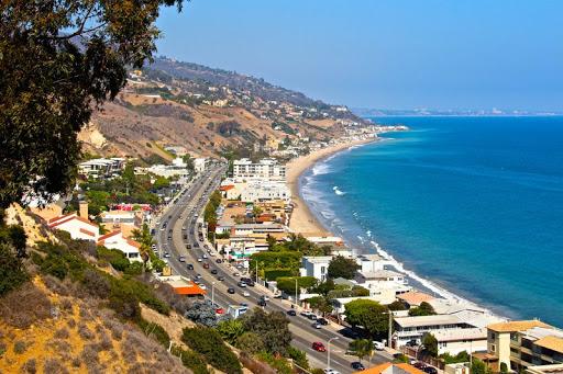 Bãi biển Malibu