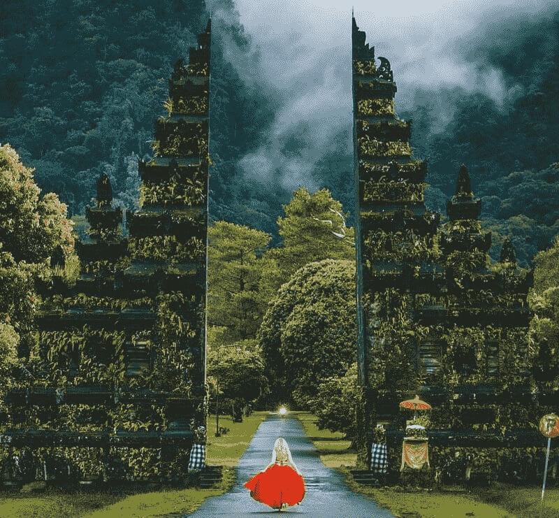 Cổng trời Bali đẹp nổi tiếng