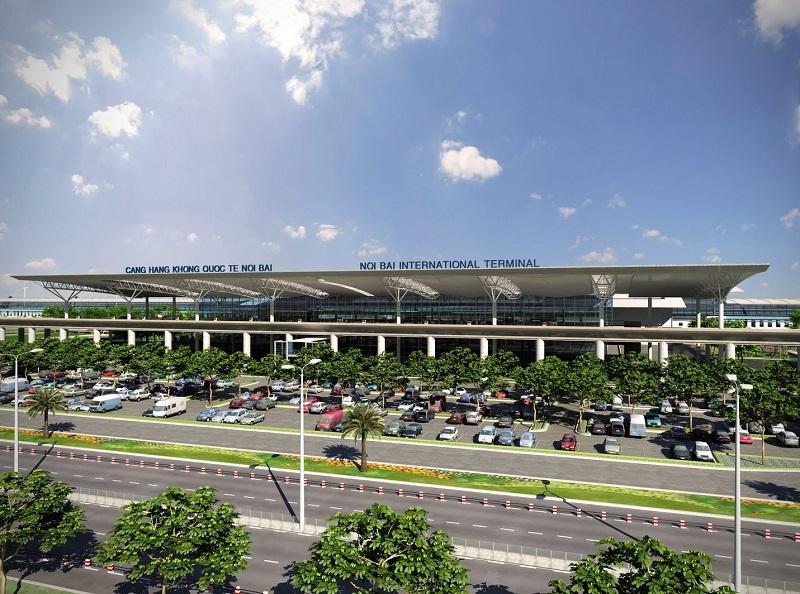 Sân bay Nội Bài Hà Nội