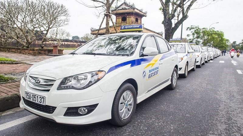 Taxi từ sân bay Phú Bài về trung tâm thành phố Huế